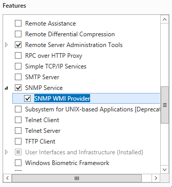 wmi windows server 2012