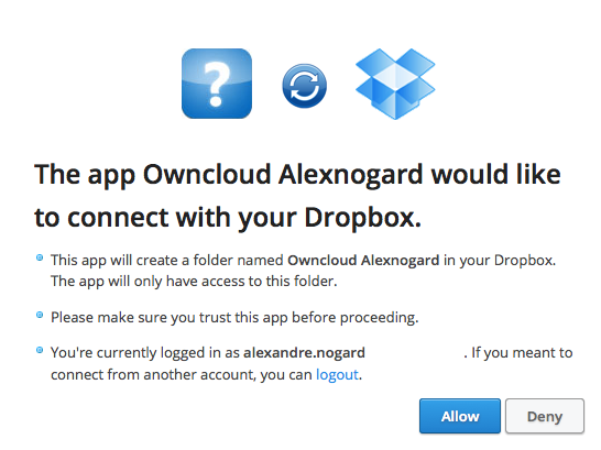 dropbox owncloud  u2013 alexnogard  tutos it